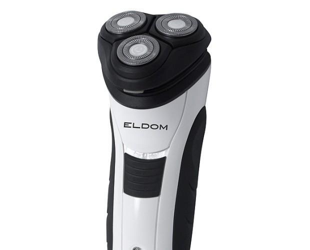 Maquinilla Eldom. Alta calidad, batería recargable