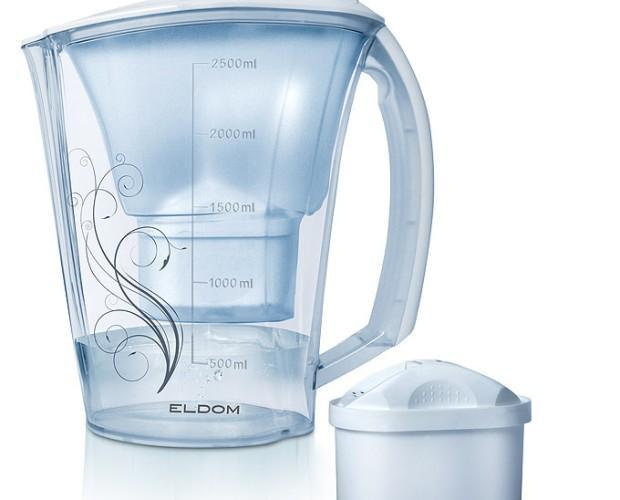 Filtro de agua. Filtro de aqua ELDOM DF100