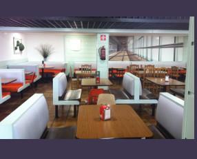 Cafetería Oasis . Montamos tu negocio