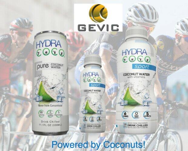 Hydra Coco. Bebida hidratante de agua de coco