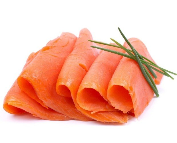 Salmon foodfilosofy. salmón sueco ahumado y marinado.