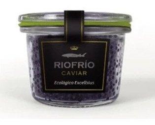Caviar español. Caviar ecológico