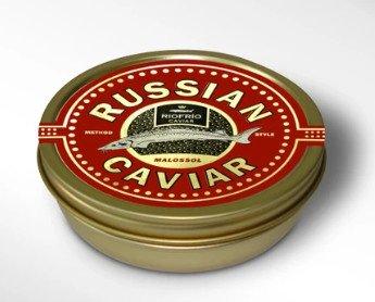 Caviar Russian. Caviar Tradicional
