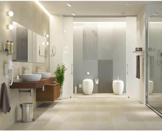 Equipamiento para baños colectivos. De la mejor calidad