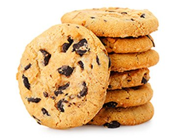 Mix Cookies. Galletas crocantes