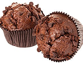 Mix Muffin. Chocolate con chocolate