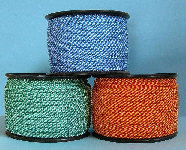 Cuerda nautica. Producto especializado