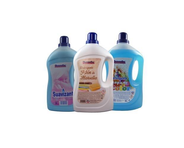 Suavizantes Industriales.Detergente y suavizante industrial