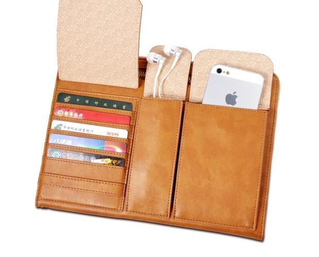 Accesorios para Móviles. Fundas para Móviles. Funda de cuero para iPad