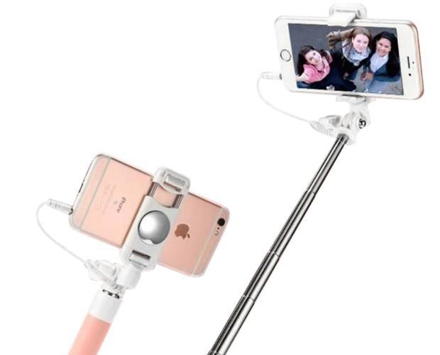 Móviles, Accesorios y otros Dispositivos Inalámbricos. Palos de Selfie. Tamaño pocket
