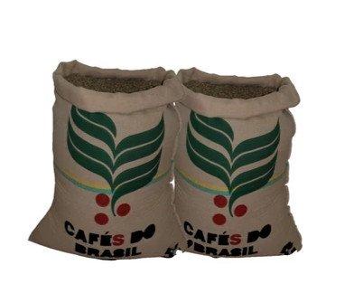 Café de Brasil. Sacos de 60 Kg