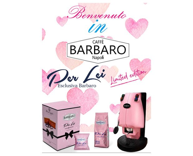 Café Bárbaro. Especial para ellas