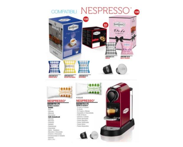 Café Bárbaro compatible con Nespresso. Diversidad de café