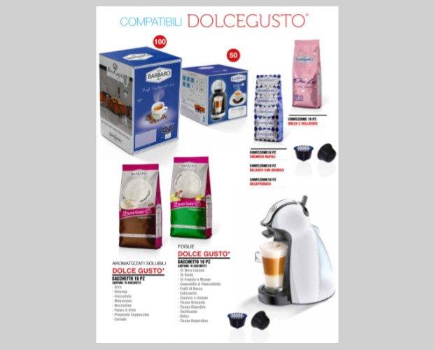 Café Bárbaro compatible con Dolce Gusto. Ofrecemos las mejores cápsulas