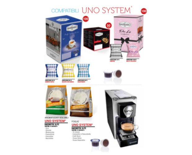 Café Bárbaro compatible con Uno Sistem. Asesoramos en la elaboración de un café exclusivo