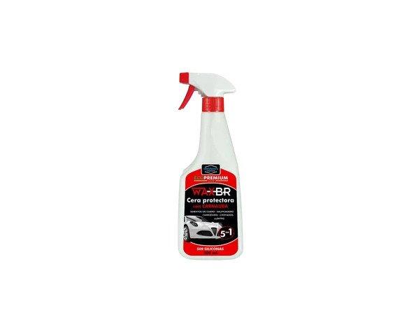 Cera Protectora WAXBR. Su uso aporta una protección eficaz ante los agentes contaminantes brillo y un tacto sedoso.