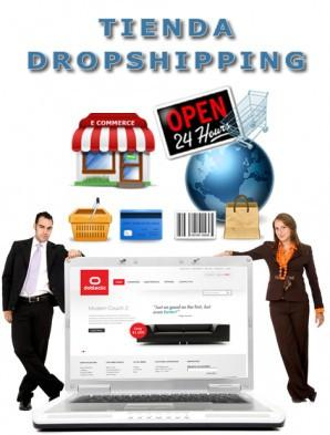 Tiendas dropshipping. Creamos su web dropshipping