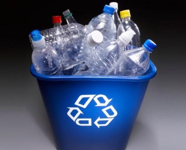 Plástico Reciclado.Plástico reciclado