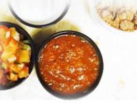 Salsa hot BBQ