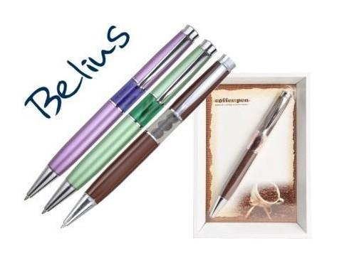 Bolígrafo Belius. Diferentes fragancias