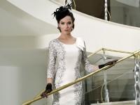 Vestido blanco y encaje
