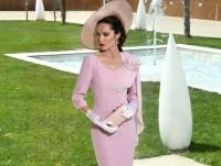 Proveedores Vestido rosa