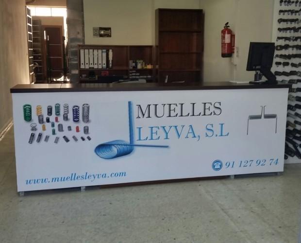 Nuestra empresa. Estamos ubicados en Madrid