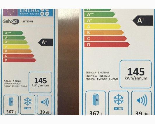 Etiqueta energética. Ofrecemos todo tipo de soluciones