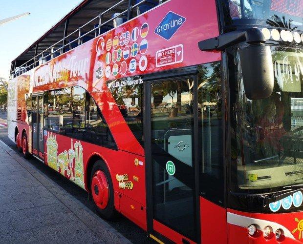 Accesorios buses. Accesorios para transporte turístico (micrófonos, pantallas, cámaras ..)