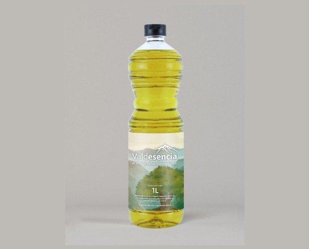 AOVE Valdesencia. Aceite de Oliva Virgen Extra, variedad Picual.