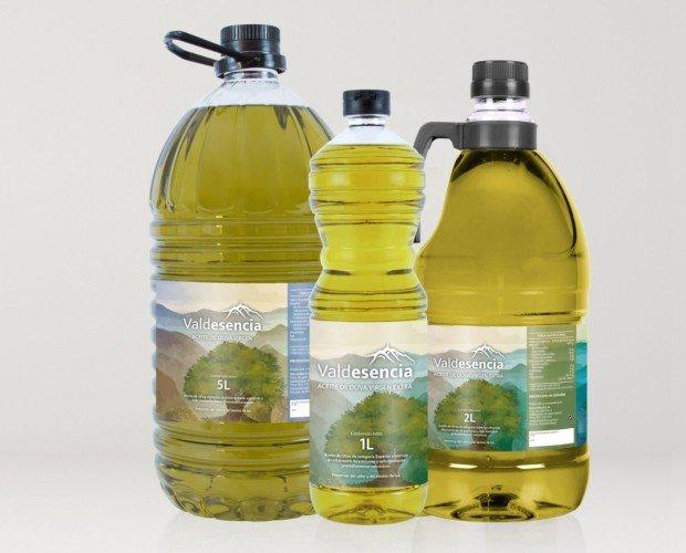 Gama Valdensecia. Aceite de oliva de gama Valdensecia