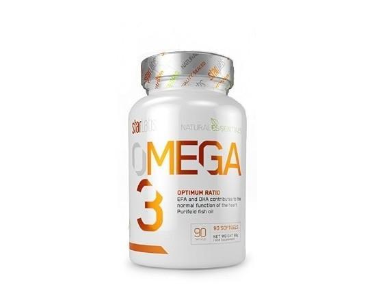 Omega 3. Puro aceite de pescado