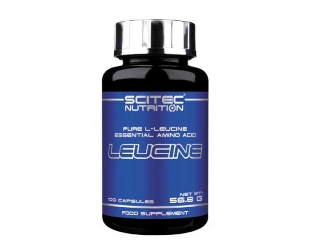Aminoácido esencial. La L-leucina es uno de los aminoácidos esenciales