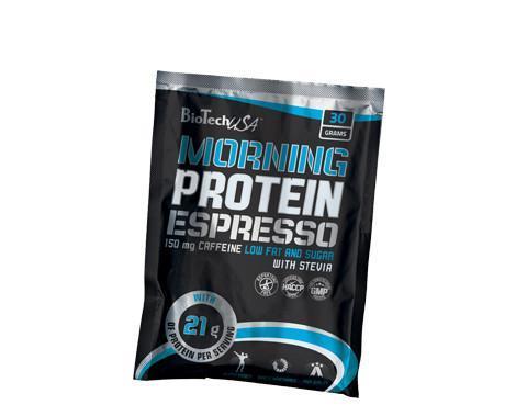 Morning Protein. Delicioso batido