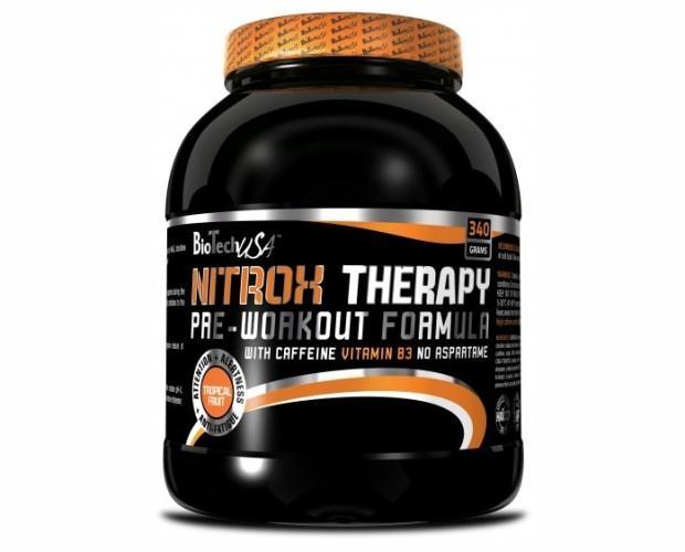 NitroX Therapy. Proporciona una fuente de energía constante