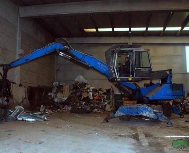 Gestores de Residuos.Somos gestores de residuos de Navarra