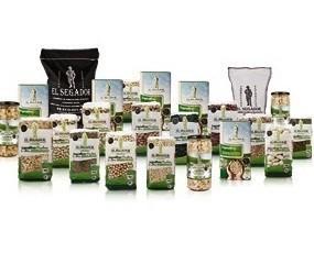 El Segador Bio. Gama de productos ecológicos