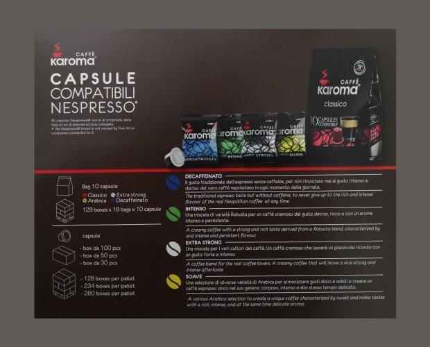 Cápsulas Compatibles. Nuestro café en cápsulas