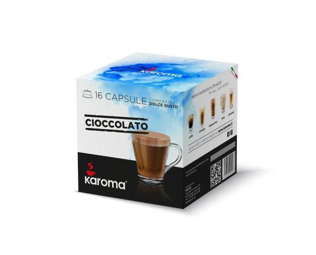 Dolcegusto Cioccolato. Café especial en cápsulas