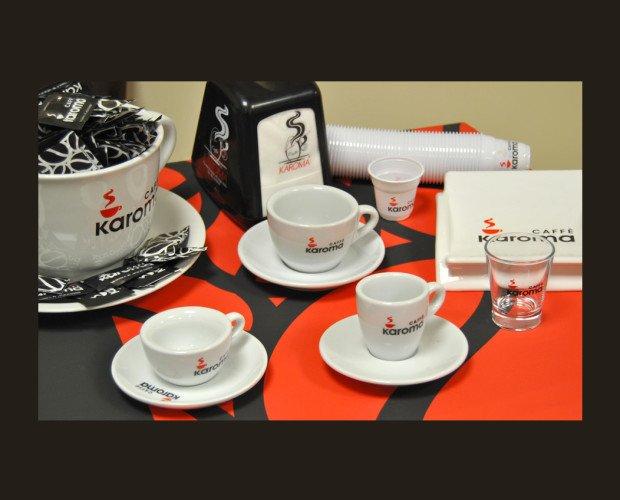 Merchandising. Ofrecemos una completa gama de accesorios para personalizar su oferta de café