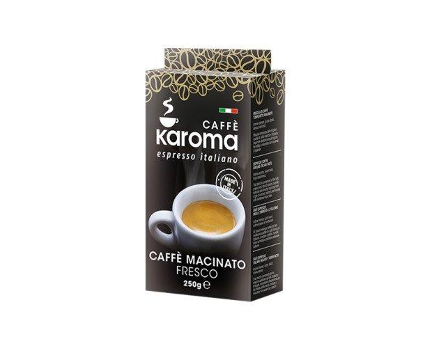 Café Karoma en Granos. Abarcamos los canales Ho.Re.Ca, Vending y Retail