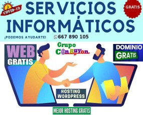 Hosting Expres. Servicios de Registro de Dominios, Hosting y Diseño Web ¡¡GRATIS!!