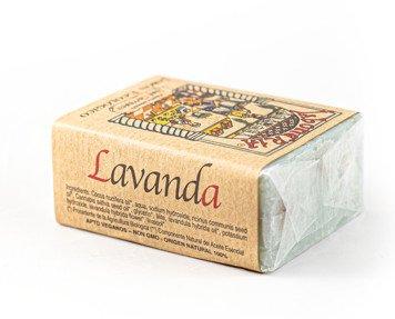 LAVANDA. jabón natural de lavanda