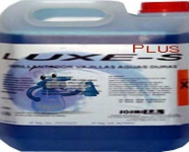 Luxe-S-Plus. Abrillantador máquinas automáticas todo tipo de aguas