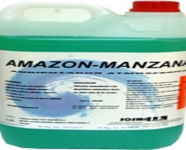 Amazon Manzana. Ambientador atmosférico con acción germicida.