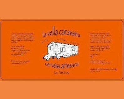 La Vella Caravana. Cerveza artesana