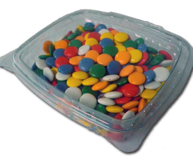 Envases de plástico. Diponibilidad para grandes cantidades
