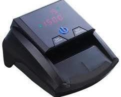 Detector de billetes falsos. Ideal para evitar fraudes