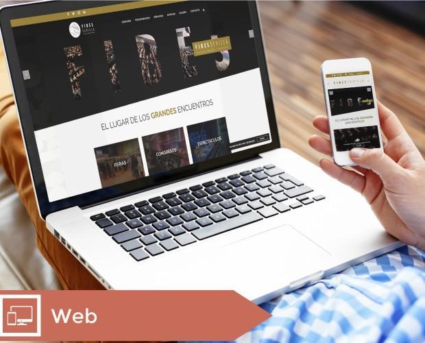Diseño web. Podemos diseñar el sitio web que desee para su negocio