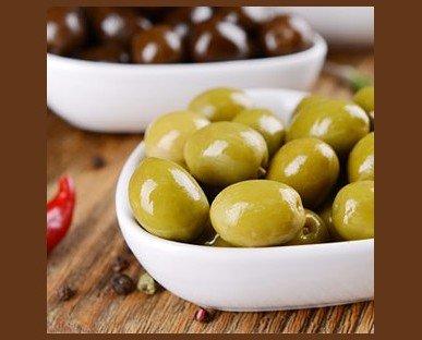 Olivos.Sevillanas de mesa